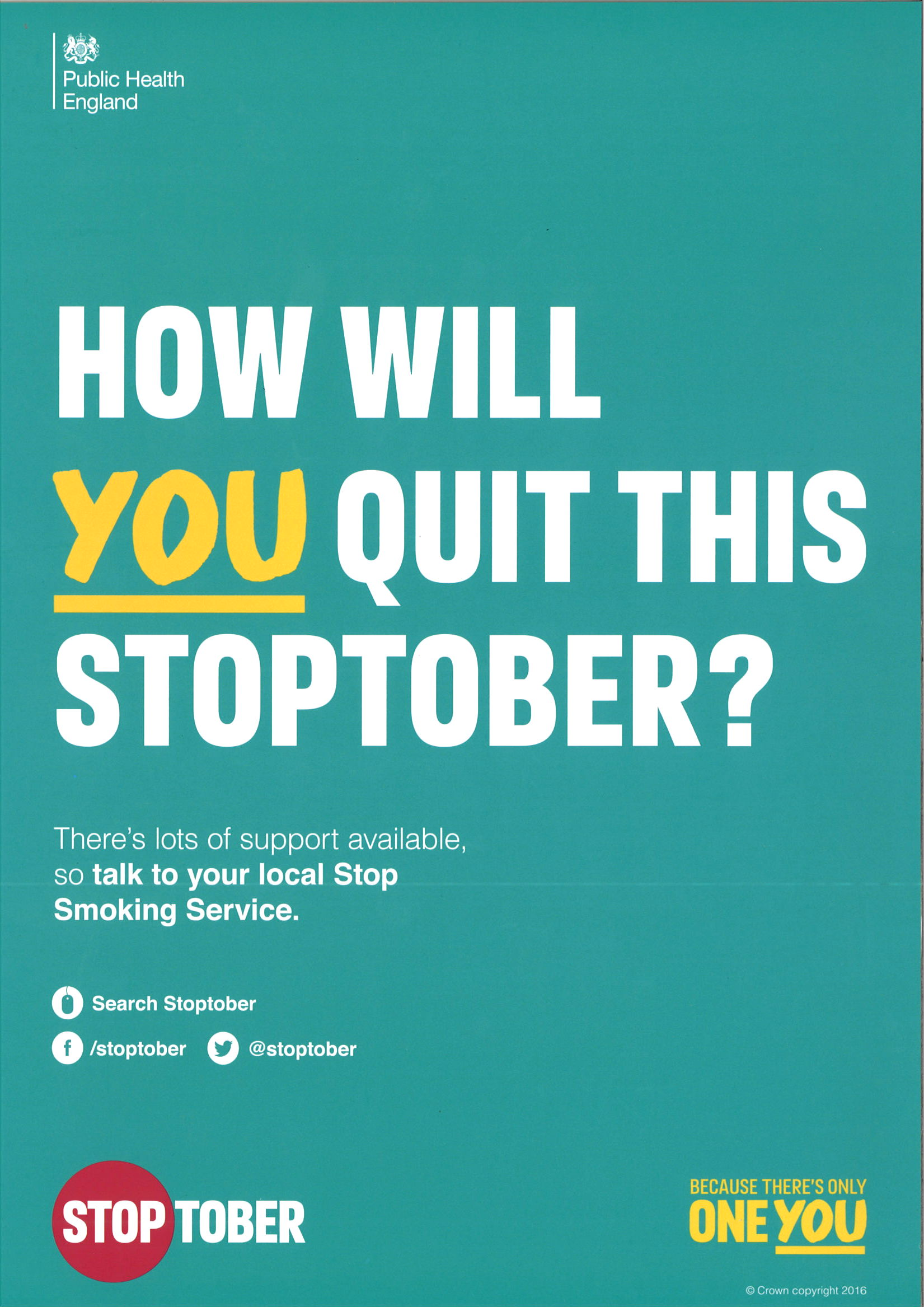 how to stop smoking nhs
